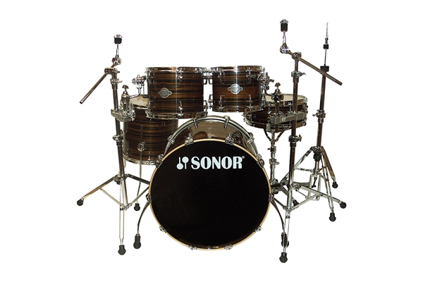 Sonor - ASC 11 Stage 2 NM - Ebony Stripes