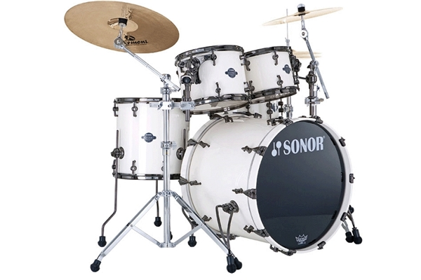 Sonor - ASC 11 Stage 2 NM - Creme White mecc.nere