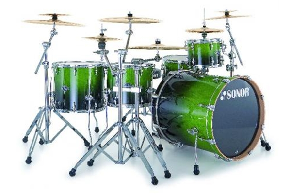 Sonor - ESF 11 1455 SDW - Green Fade