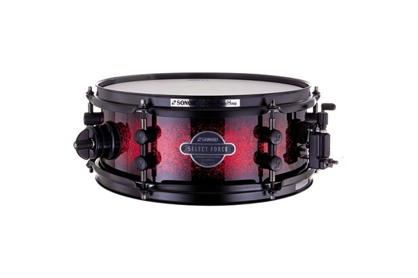 Sonor - SEF 11 1455 SDW - Red Sparkle Burst