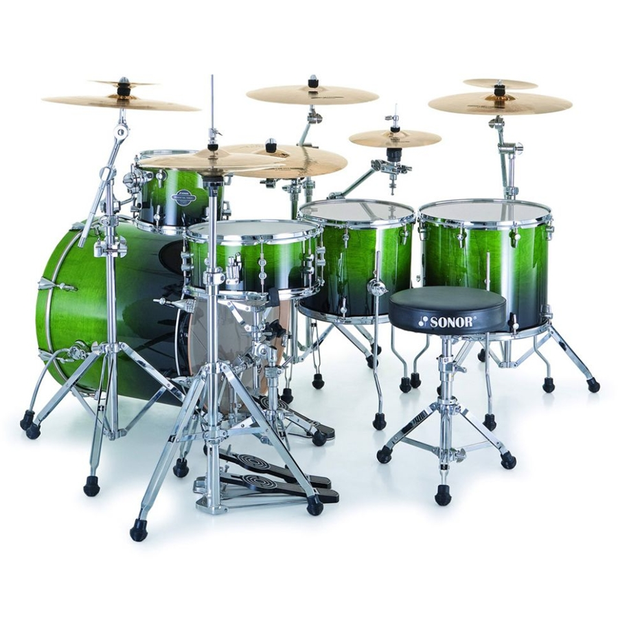 ESF 11 2217 BD WM - Green Fade