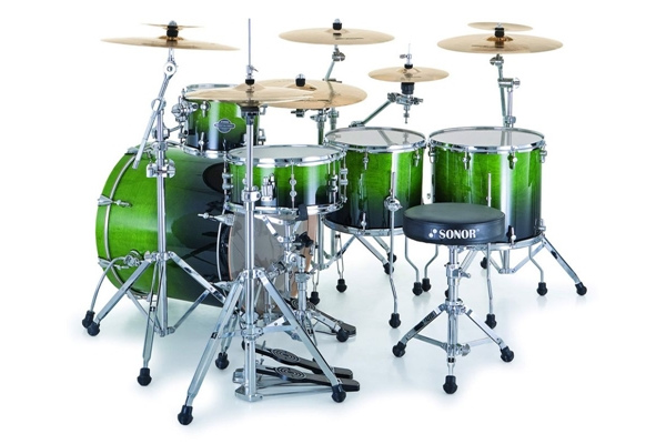Sonor - ESF 11 2217 BD WM - Green Fade