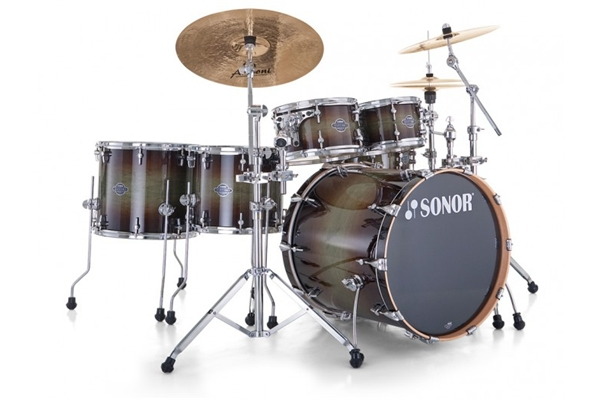 Sonor - SEF 11 1816 BD WM - Dark Forest Burst