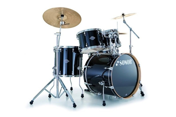 Sonor - SEF 11 2217 BD WM - Piano Black