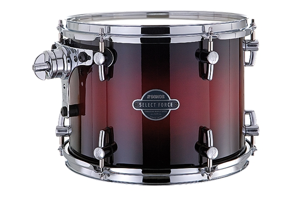 Sonor - SEF 11 0806 TT - Smooth Red Burst