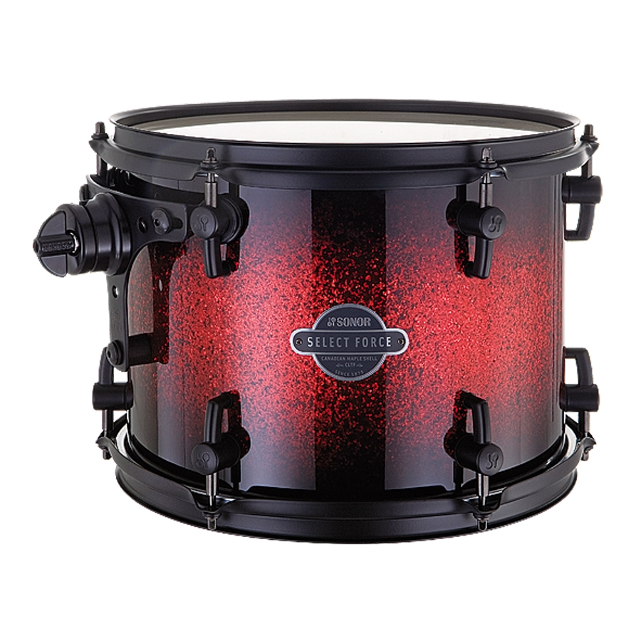SEF 11 0807 TT - Red Sparkle Burst