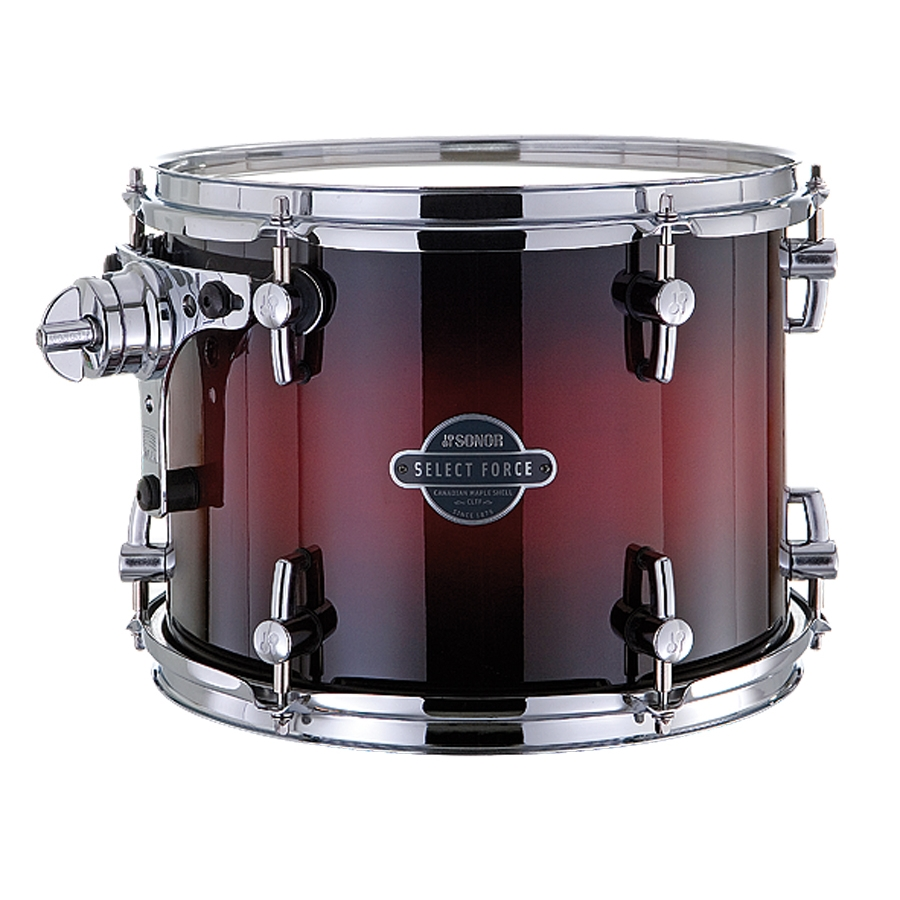 SEF 11 0807 TT - Smooth Red Burst