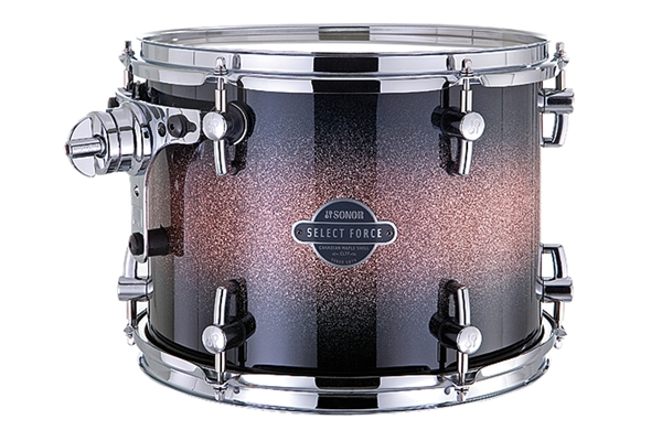 Sonor - SEF 11 1008 TT - Brown Galaxy Sparkle
