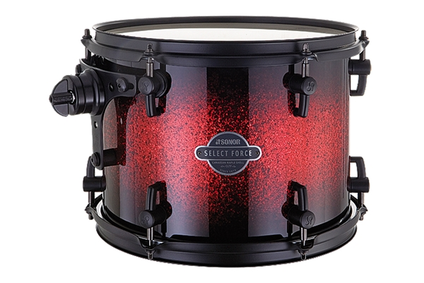 Sonor - SEF 11 1310 TT - Red Sparkle Burst