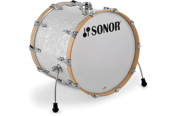 Sonor - AQ2 2217 BD WM WHP - White Pearl