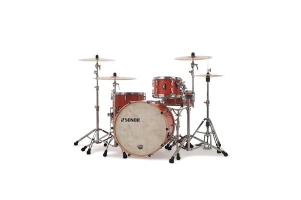 Sonor - SQ1 320 Set NM HRR - Hot Rod Red