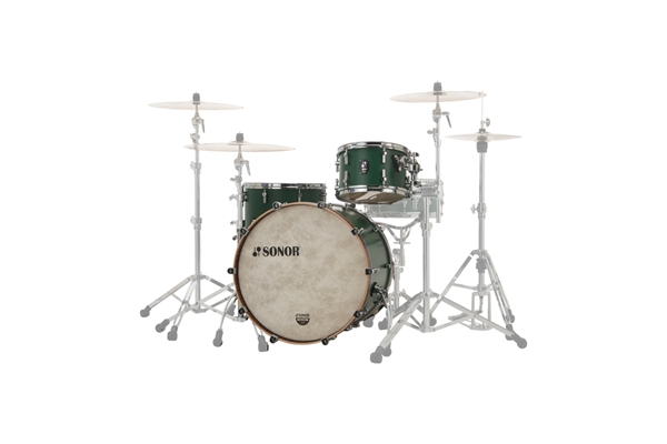 Sonor - SQ1 320 Set NM RGR - Roadster Green
