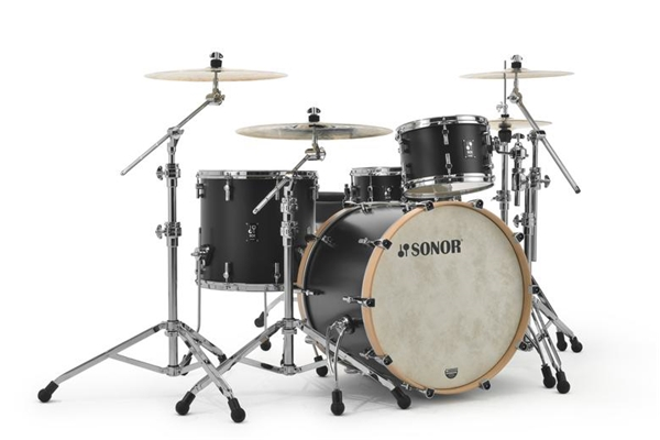 Sonor - SQ1 322 Set NM GTB - GT Black
