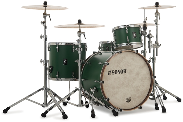 Sonor - SQ1 322 Set NM RGR - Roadster Green