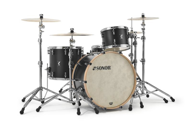 Sonor - SQ1 324 Set NM GTB - GT Black