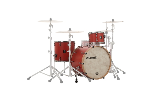 Sonor - SQ1 324 Set NM HRR - Hot Rod Red