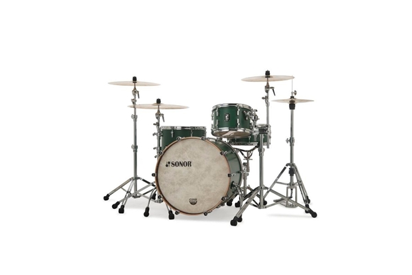 Sonor - SQ1 324 Set NM RGR - Roadster Green