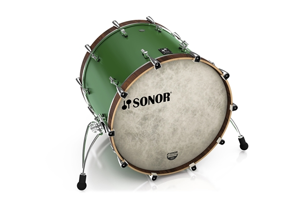 Sonor - SQ1 2217 BD NM RGR - Roadster Green