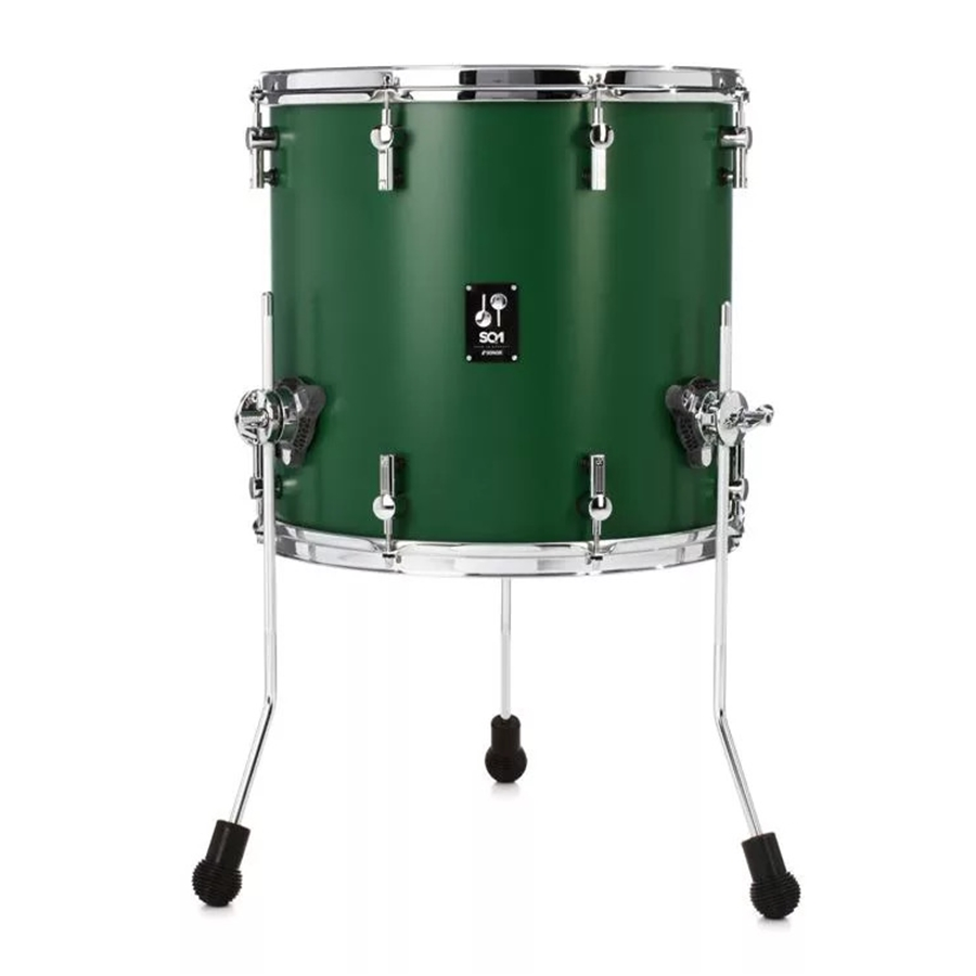 SQ1 1615 FT GRG - Roadster Green