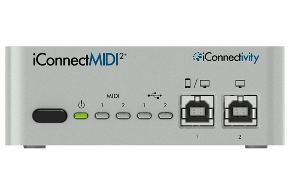 iConnectivity - iConnectMIDI2+: interfaccia USB MIDI multi device