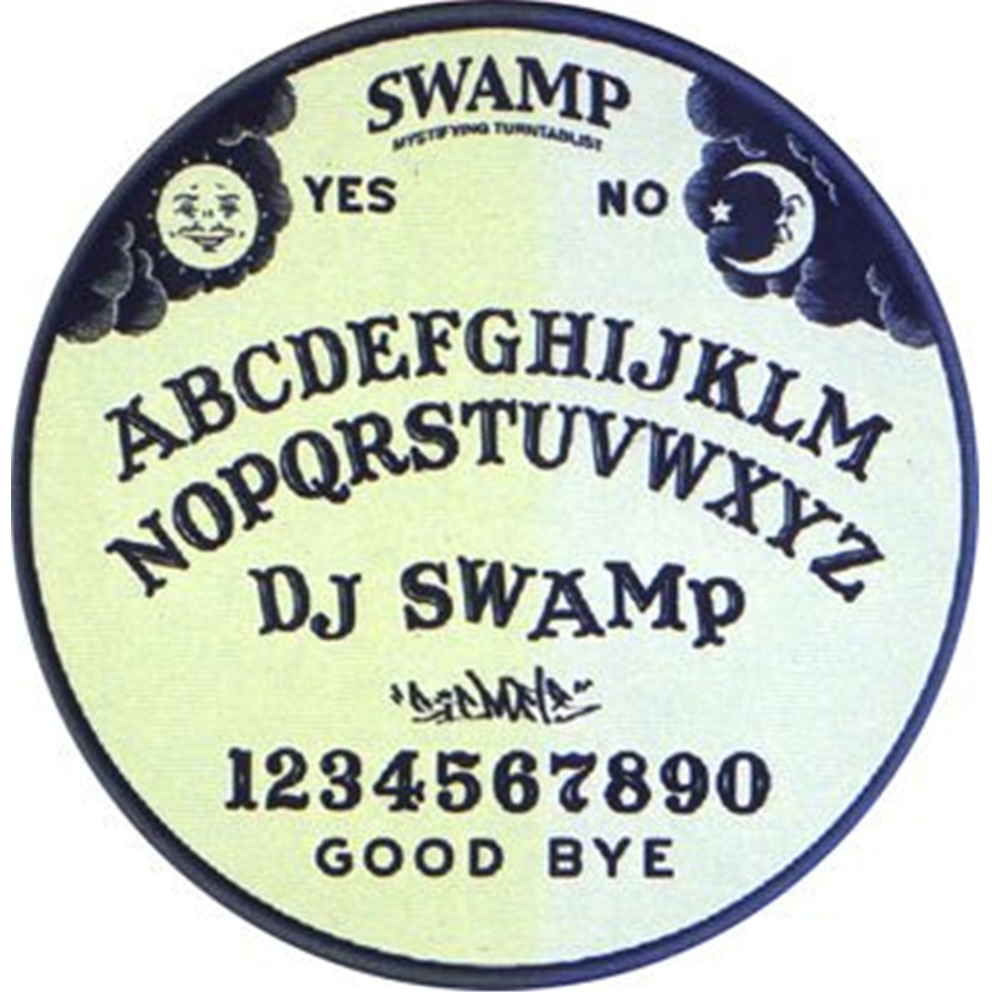 SWAMP SLIPMAT