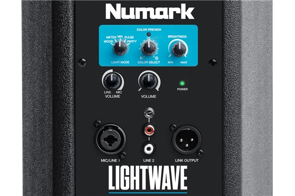 Numark - Lightwave