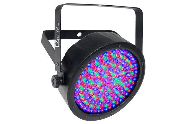 Chauvet DJ - EZpar 64 RGBA (Black Housing)