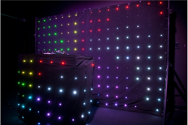 Chauvet DJ - MotionDrape LED