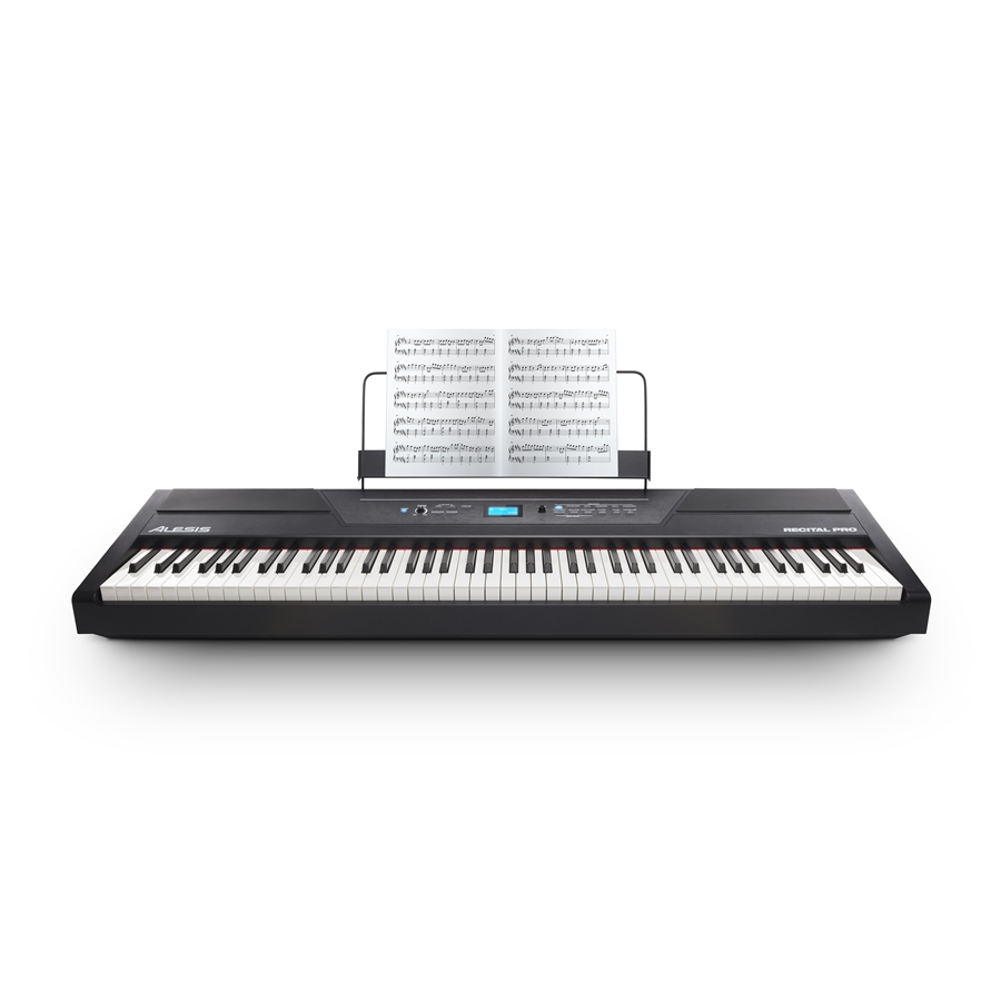 RECITAL PRO: PIANOFORTE DIGITALE CON TASTIERA 88 TASTI HAMMER-ACTION