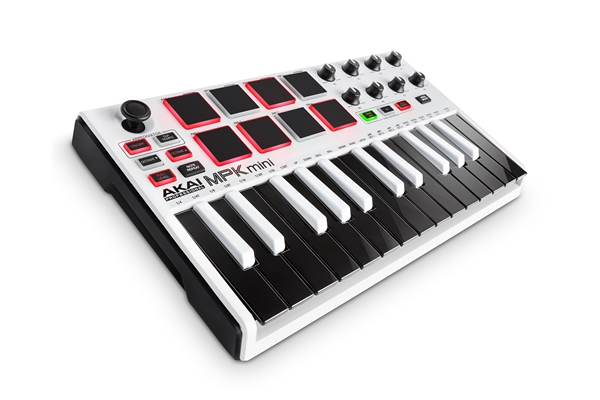 Akai Professional - MPK MINI MK2 LE White