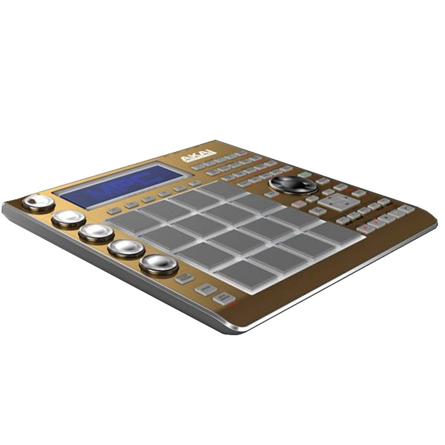 MPC STUDIO GOLD - LIMITED EDITION