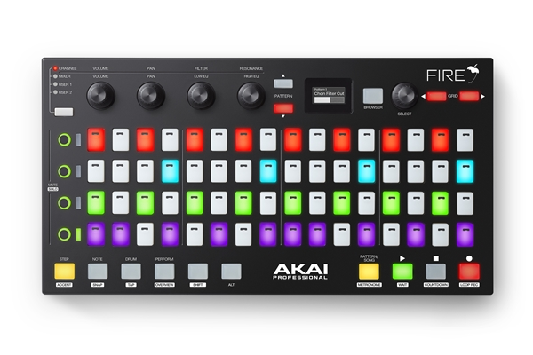Akai Professional - FIRE