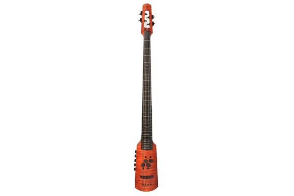 NS Design - CR Omni Bass 4 Fretted Amber Stain
