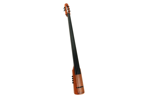 NS Design - CR Electric Upright Bass 5 Amber Stain