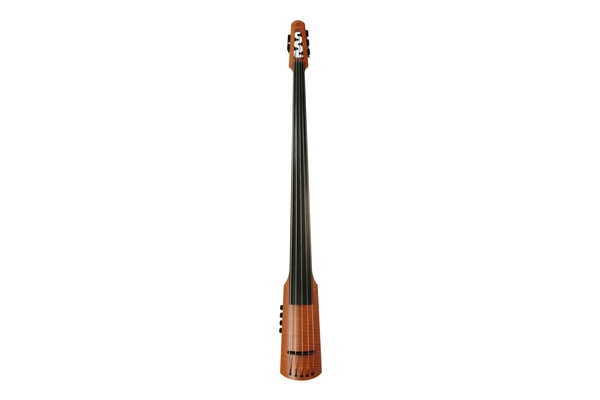 NS Design - CRT Electric Upright Bass 5 Amber Stain
