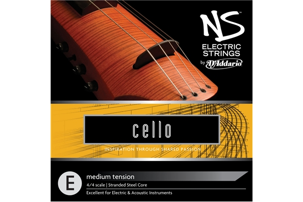 NS Design - NS515 Corda High E per Violoncello