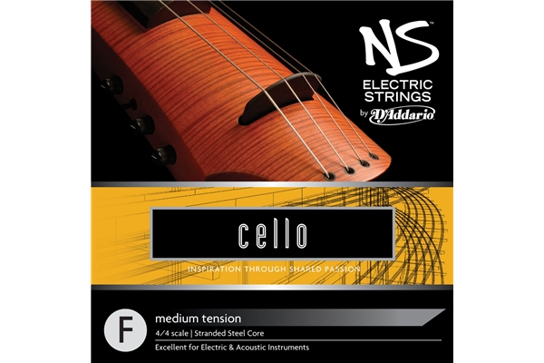 NS Design - NS516 Corda Low F per Violoncello