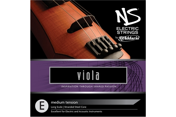 NS Design - NS415 Corda High E per Viola
