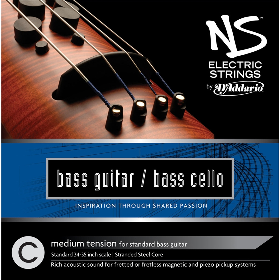 NS715 Corda High C per Omni Bass