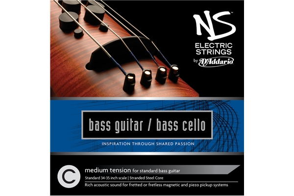 NS Design - NS715 Corda High C per Omni Bass