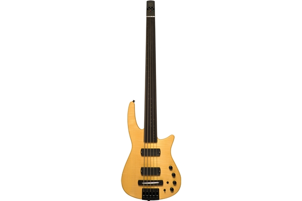 NS Design - CR5 Radius Basso 5 corde Fretless, Natural Satin
