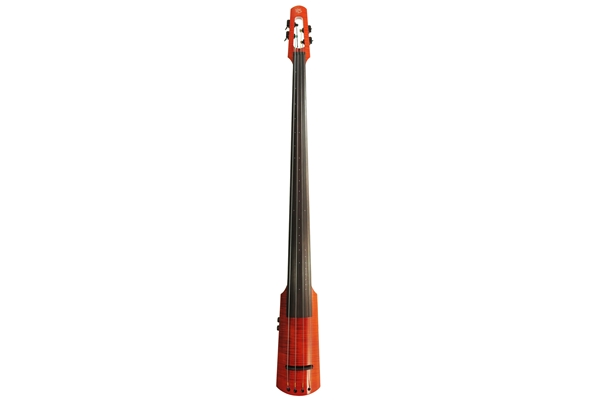 NS Design - WAV Electric Upright Bass 4 Amberbust