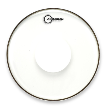 Aquarian - CCPD18B Classic Clear w/Power Dot - 18