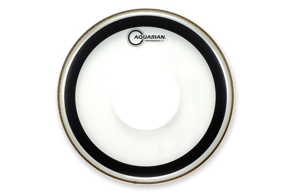 Aquarian - PFPD13 Coated w/Power Dot - 13''