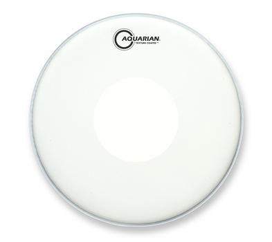 Aquarian - TCPD12 Speciality Snare Coated w/Power Dot - 12
