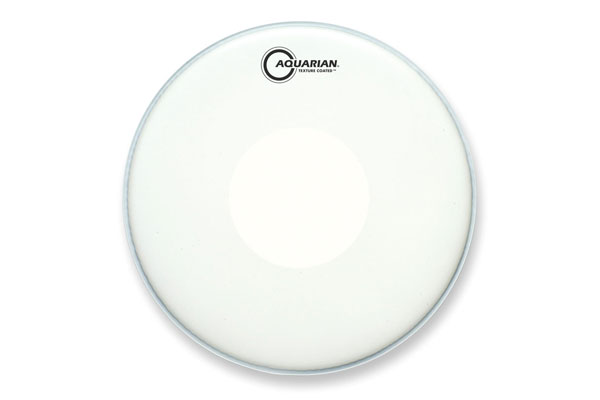 Aquarian - TCPD14 Speciality Snare Coated w/Power Dot - 14