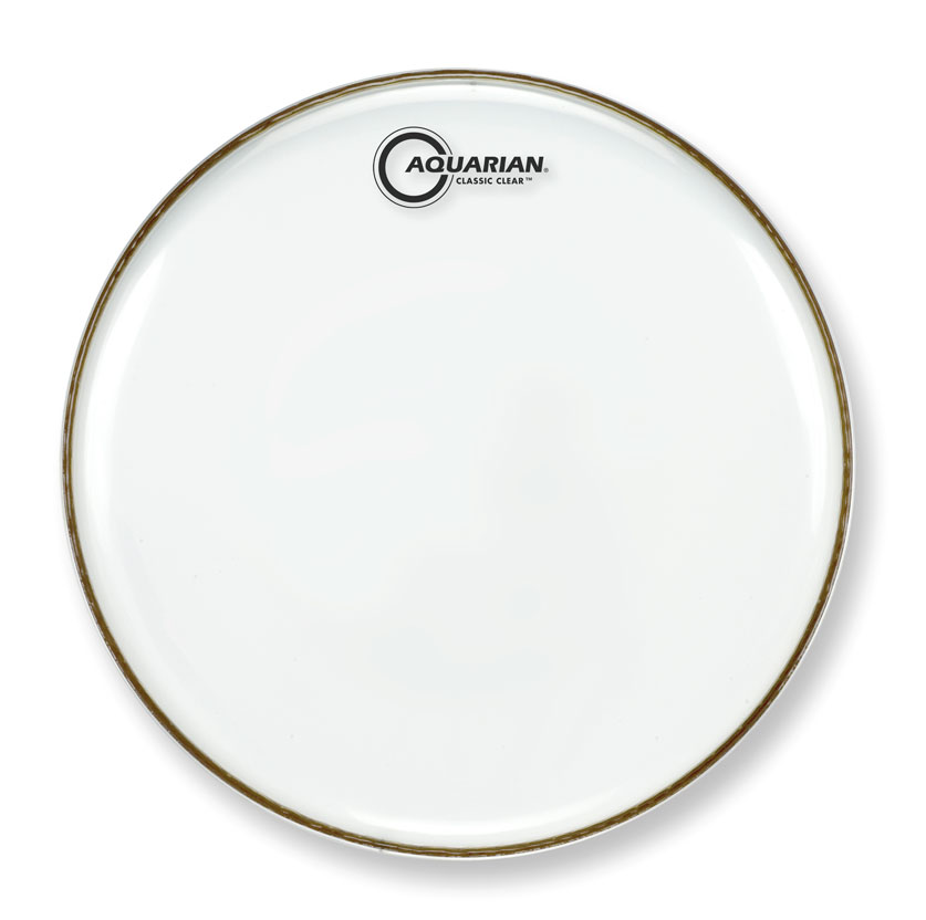 CCSN13 Snare Side Classic Clear - 13