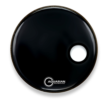 Aquarian - SMPTCC18BBK Small Offset Black - 18