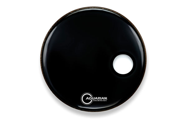 Aquarian - SMPTCC24BBK Small Offset Black - 24