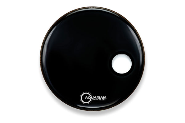 Aquarian - SMPTCC26BBK Small Offset Black - 26